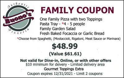 Family Coupon